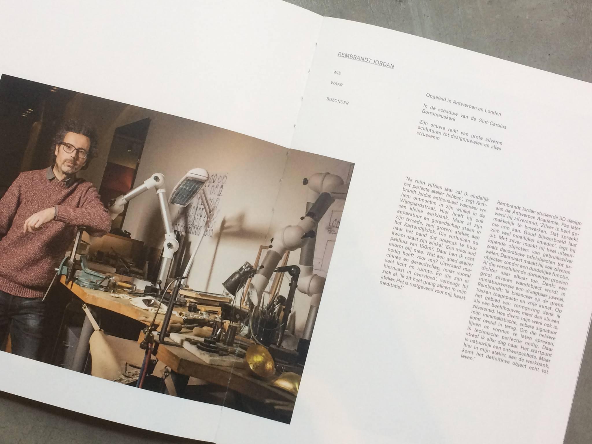 DIVA museum edelsmeedkunst diamant juwelenontwerper Rembrandt Jordan