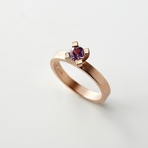 Lavender dreams ring